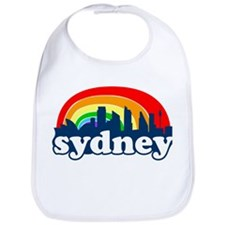 Sydney Rainbow Skyline Bib