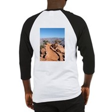 Trail into the Grand Canyon Baseball Jersey