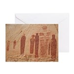 Holy Ghost panel Greeting Cards (Pk of 20)