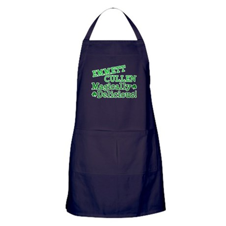 Emmett Magically Delicious Apron (dark)