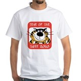 Chinese Year of The Tiger 2010 Shirt