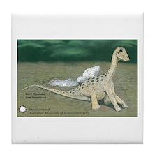 Giant Titanosaur Tile Coaster