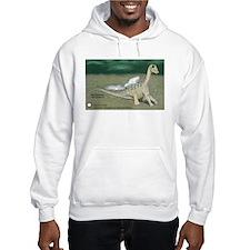 Giant Titanosaur Hooded Sweatshirt