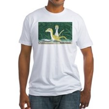 Troodon formosis Fitted T-Shirt