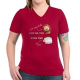 And so the Lion fell in love Shirt