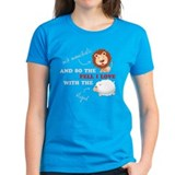 And so the Lion fell in love Tee