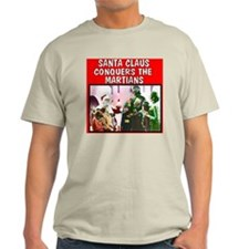 Santa Claus Conquers The Martians T-Shirt