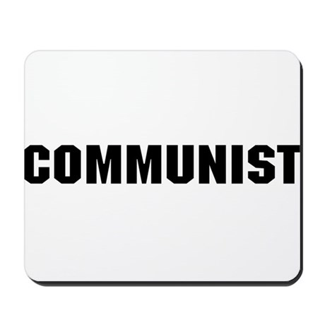 Communist Mousepad