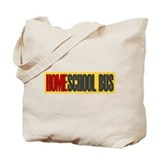 Homeschool Bus 1 Tote Bag