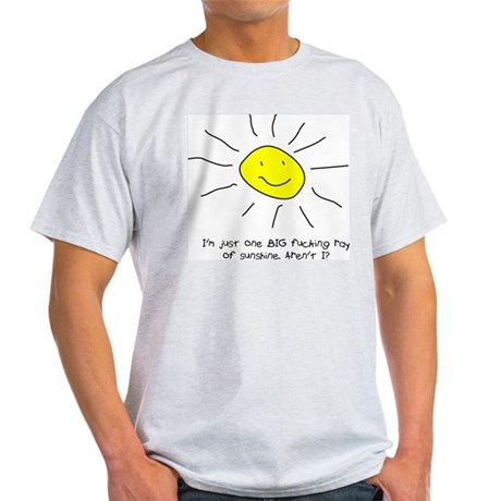 Ray of Sunshine Light T-Shirt