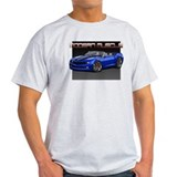 2010 Blue Camaro T-Shirt
