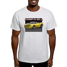 2010 Yellow Camaro T-Shirt