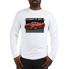 2010 Camaro Long Sleeve T-Shirt