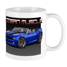 2010 Blue Camaro Mug