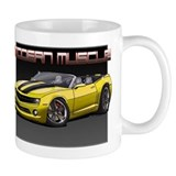 2010 Yellow Camaro Mug