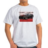 2010 Black Camaro T-Shirt