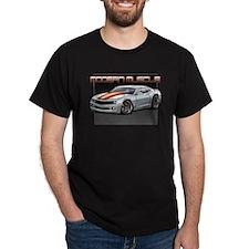 2010 White Camaro T-Shirt