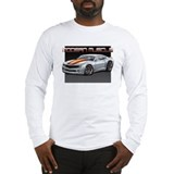 2010 White Camaro Long Sleeve T-Shirt