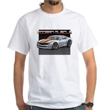 2010 White Camaro Shirt