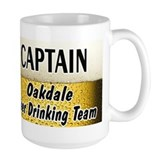 Oakdale Beer Drinking Team Mug
