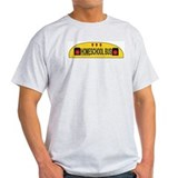 Homeschool Bus 2 Ash Grey T-Shirt