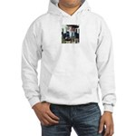 Chapeze House/Colonel Michael Hooded Sweatshirt