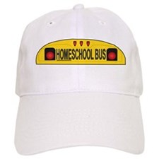 Homeschool Bus 2 Baseball Cap
