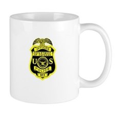 DOD Police Bade Coffee Mug