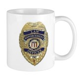 LEO Badge Coffee Mug