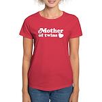 Mother of Twins Women's Dark T-Shirt
