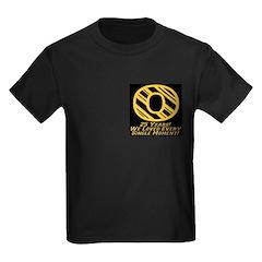 O 25 Years Kids Dark T-Shirt