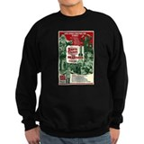 Santa Claus Conquers The Martians, dark sweatshirt
