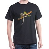 The Guitar Frog Black T-Shirt