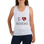 I Love Nonno Women's Tank Top