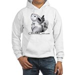 Chinchilla Fairy Hooded Sweatshirt