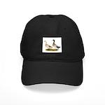 Ducks: Silver Welsh Harlequi Black Cap