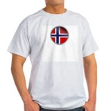 Norway - Heart T-Shirt