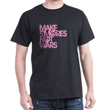 Make S'Mores Not Wars T-Shirt