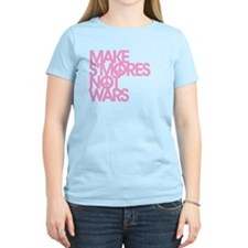 Make S'Mores Not Wars T-Shirt