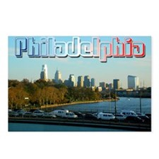 Cute Philadelphia Postcards (Package of 8)