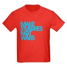 Make S'Mores Not Wars T
