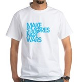 Make S'Mores Not Wars Shirt
