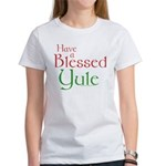Blessed Yule Women's T-Shirt