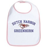 Cute Dutch harbor Bib