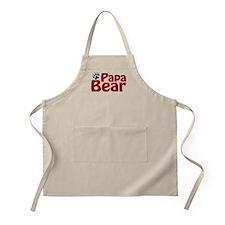 Papa Bear Claw Apron