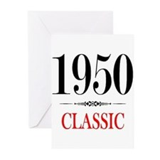 1950 Greeting Cards (Pk of 20)