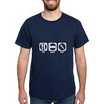 Eat Sleep Slay Dark T-Shirt