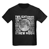 TWILIGHT Word Collage T