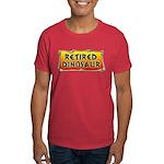 Retired Dinosaur Dark T-Shirt