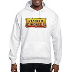 Retired Dinosaur Hooded Sweatshirt